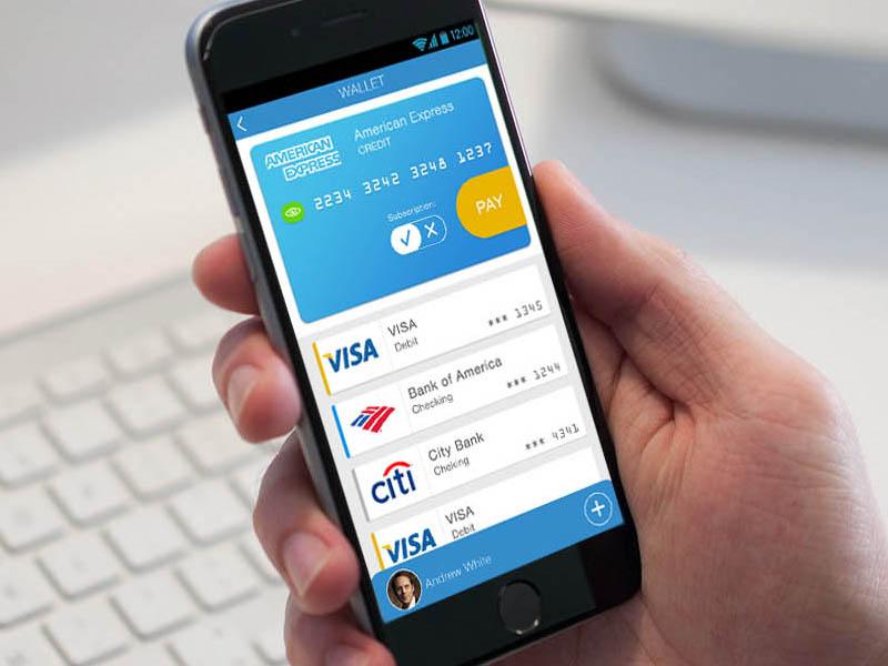 Concept for e-wallet