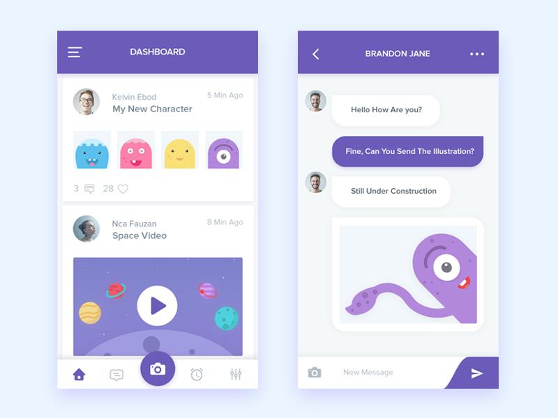 Fun App Design
