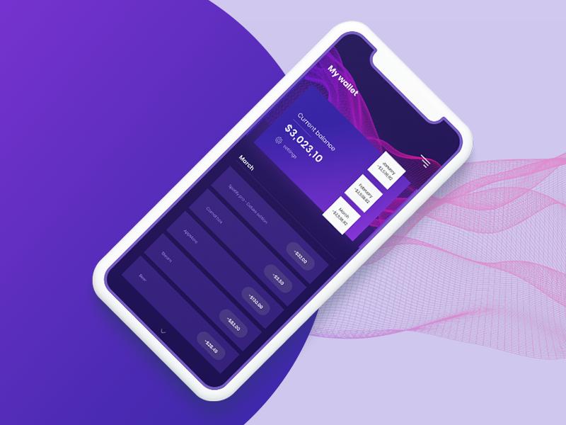 My wallet - E-wallet App