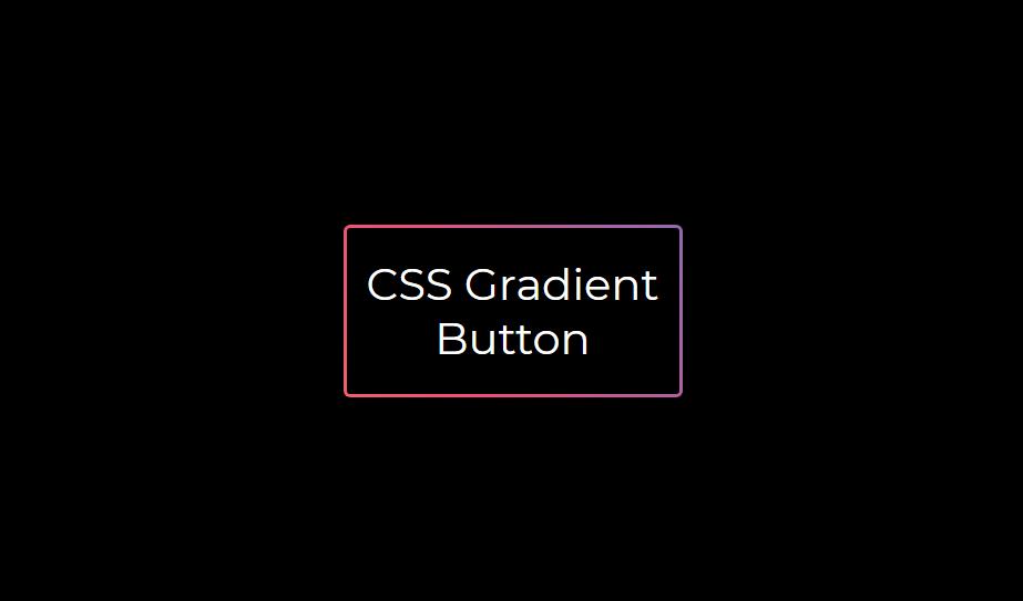 auto color changing css gradient button