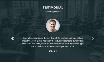 15+ Awesome CSS Testimonial Slider Examples