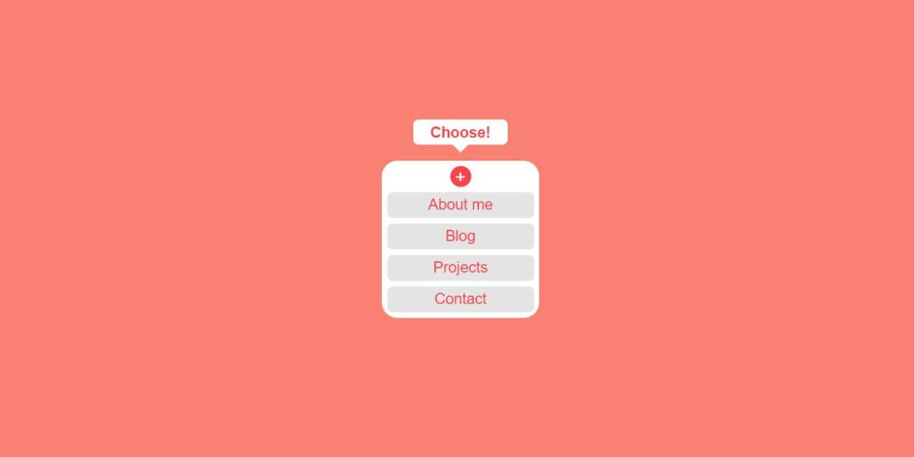 20+ Toggle Menu CSS Examples With Source Code