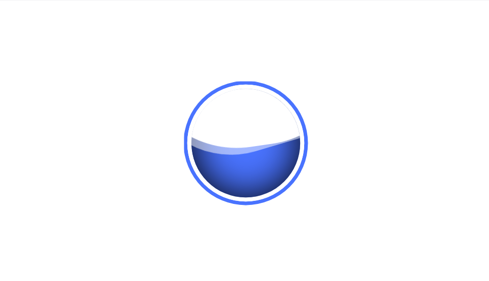 dynamic water waves effect icon