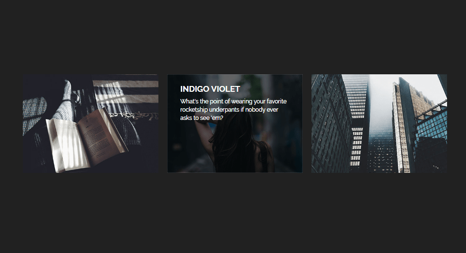 25+ Image Overlay CSS Hover Effects