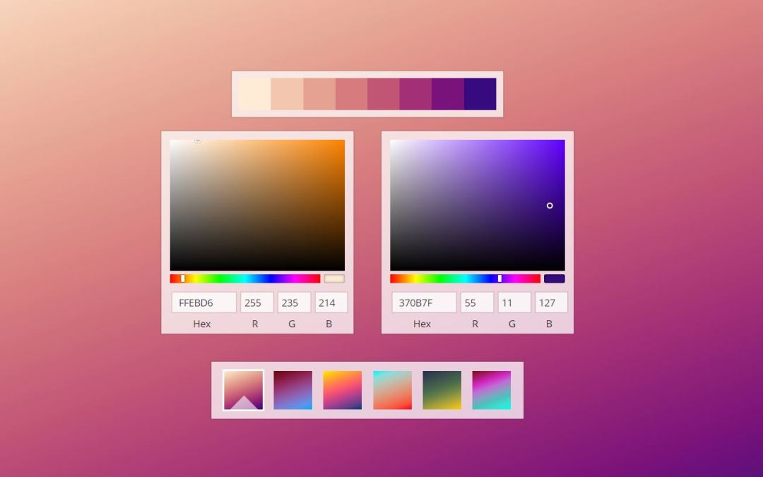 react color picker
