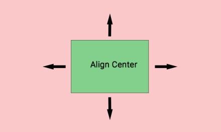 How to Horizontally Align Center a div Using CSS