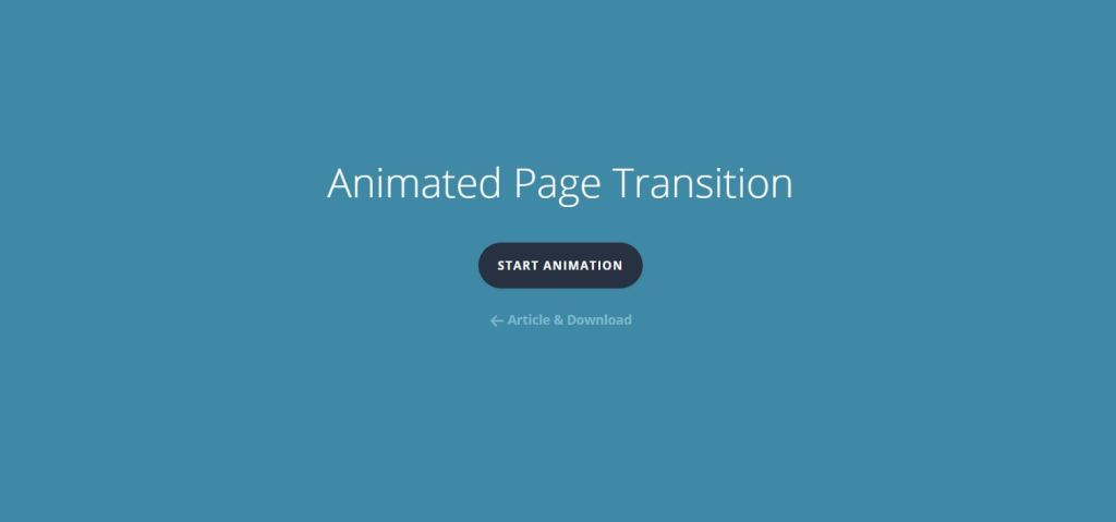 Animated Transition