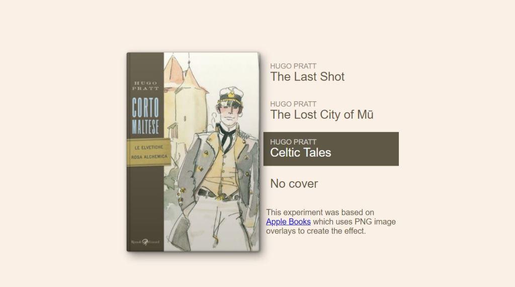 book overlay