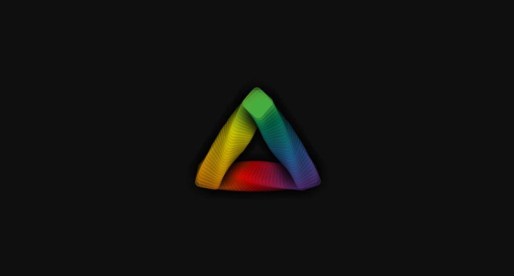 chromatic triangle