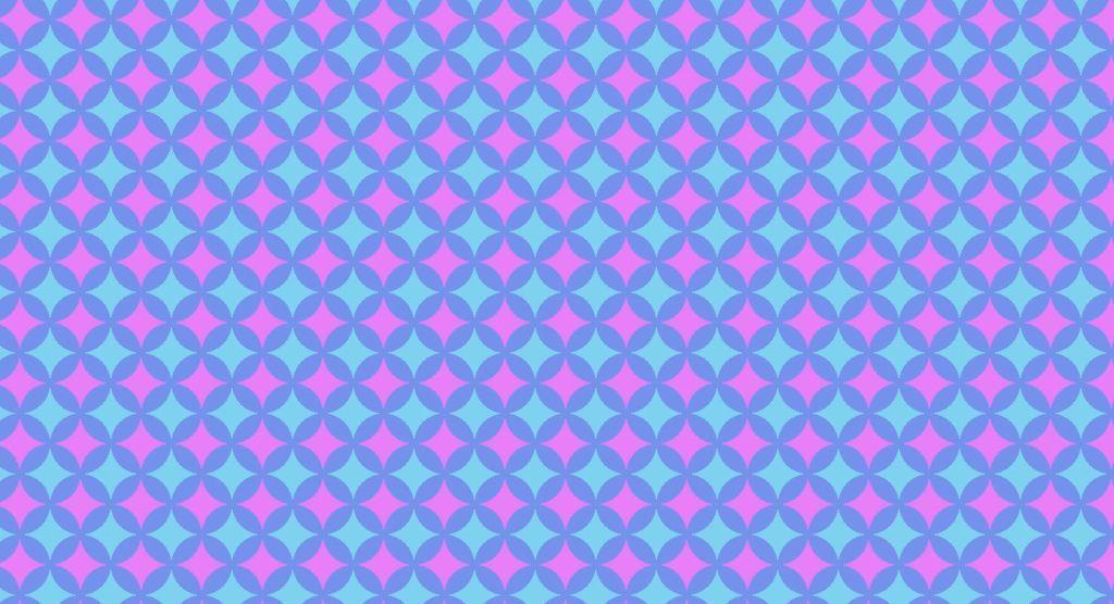 Transparent Circle Pattern