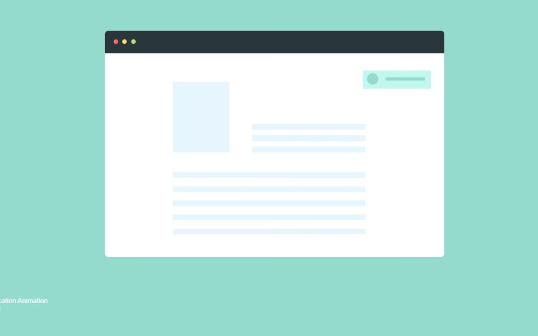 CSS Notification Examples