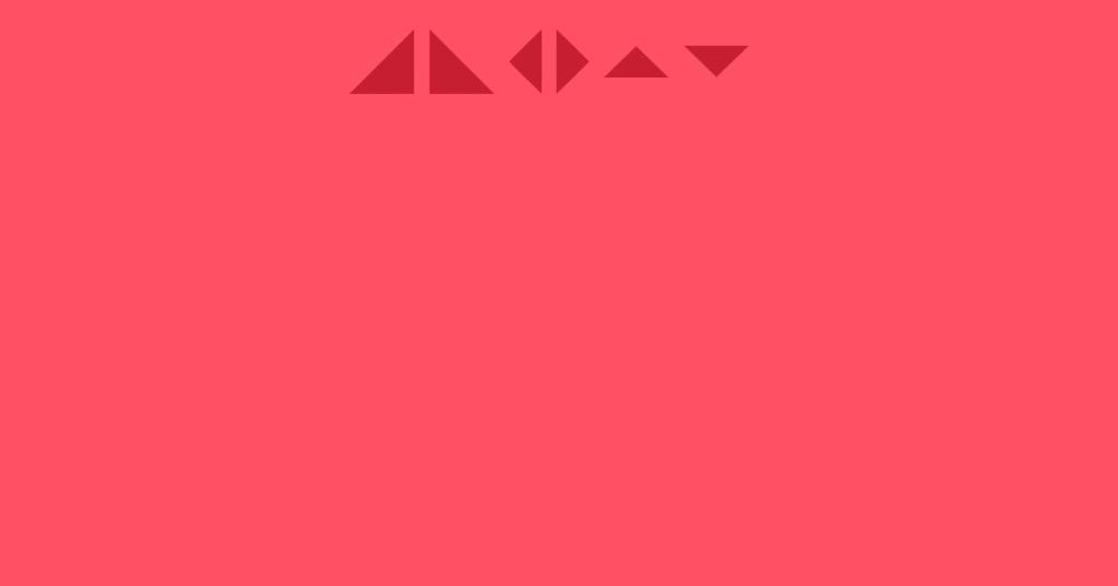 css triangles