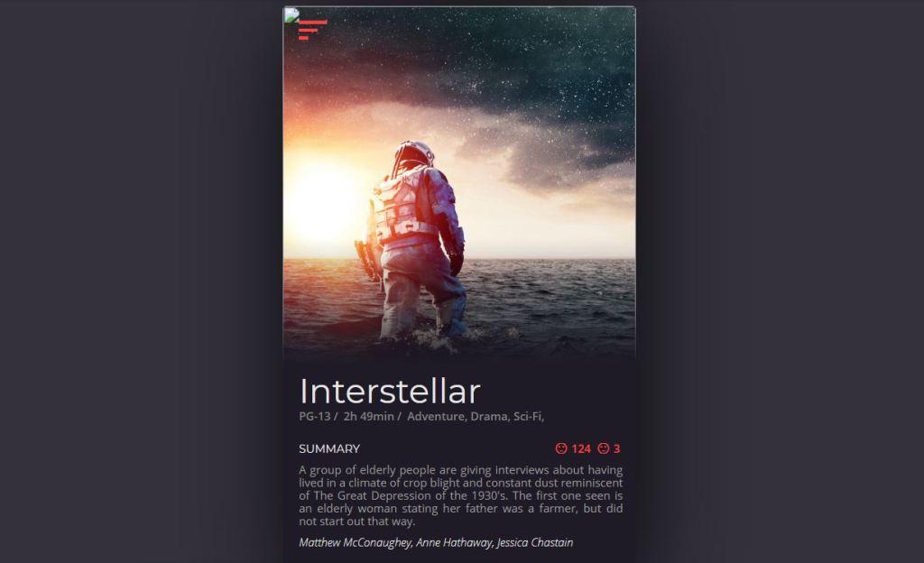 design interstellar