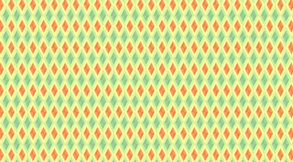 Diamonds Pattern Background