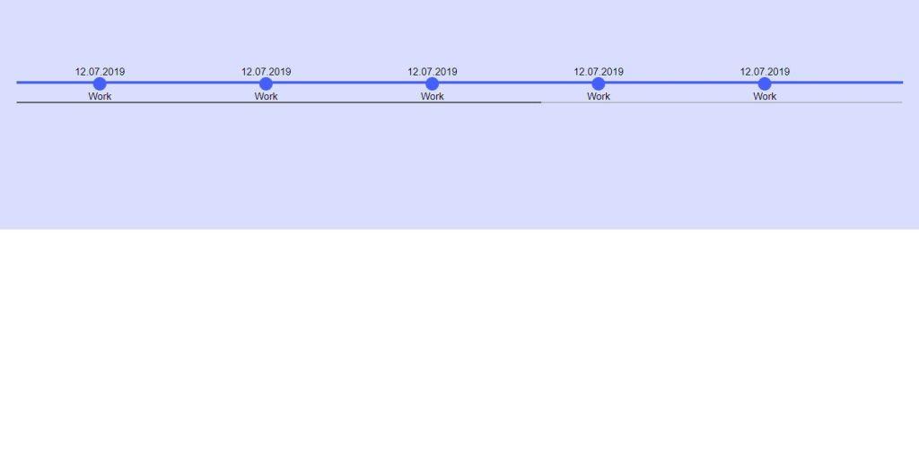 scroll timeline