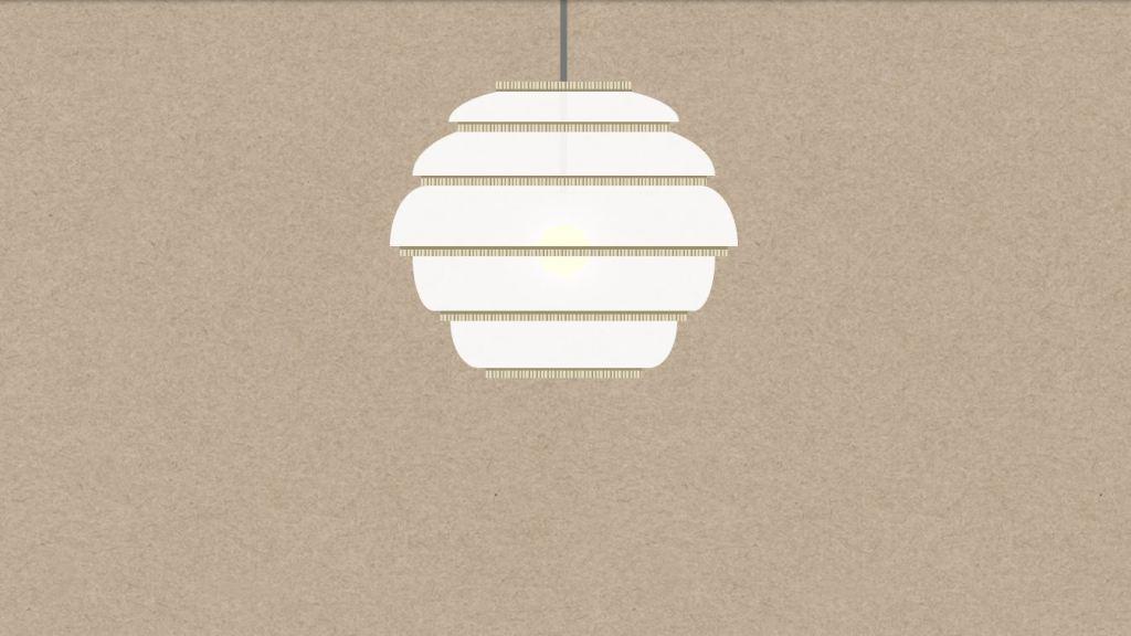 Lamp Shade Border Radius CSS Examples