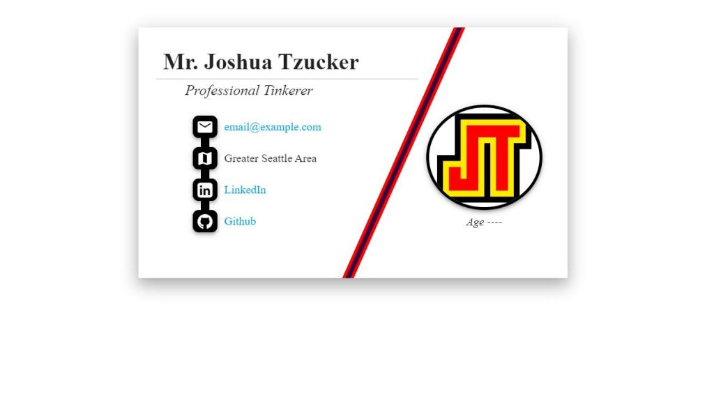 example of business card an visiting cards UI design achieved with the help of HTML, CSS and JavaScript.