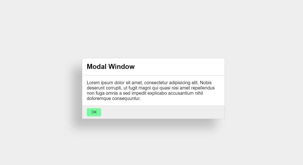 move modal