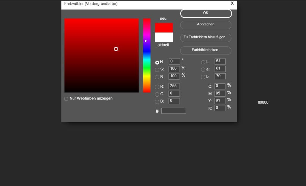 photoshop colorpicker