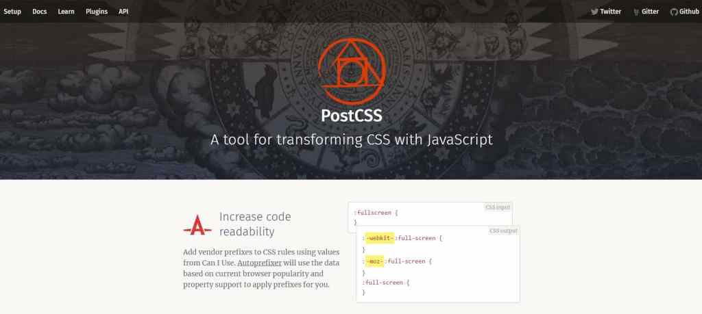 CSS Parsers PostCSS