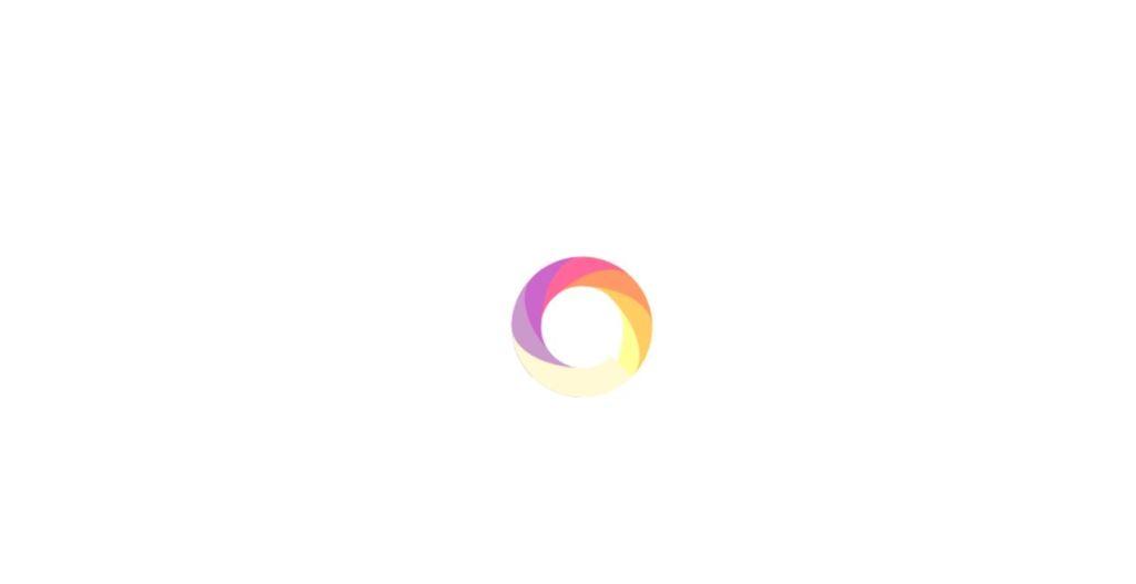 Rainbow Spinner Example