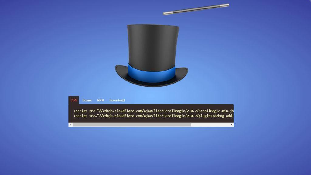 jquery animation plugins animate Scrollmagic
