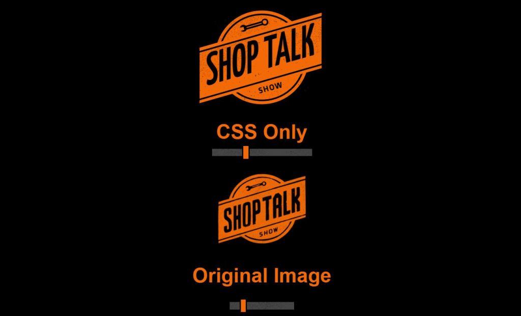 html css responsive logo design