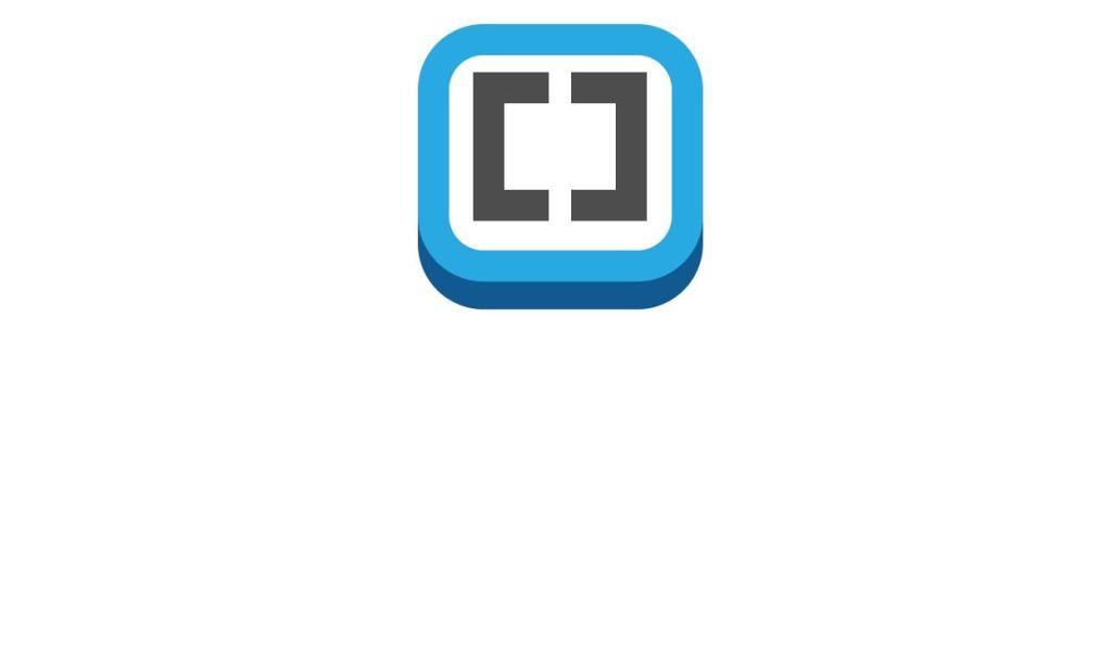 single elements brackets logo