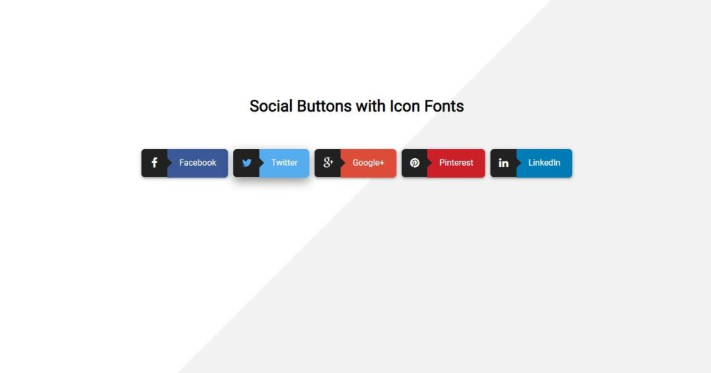 Icon Fonts HTML and CSS