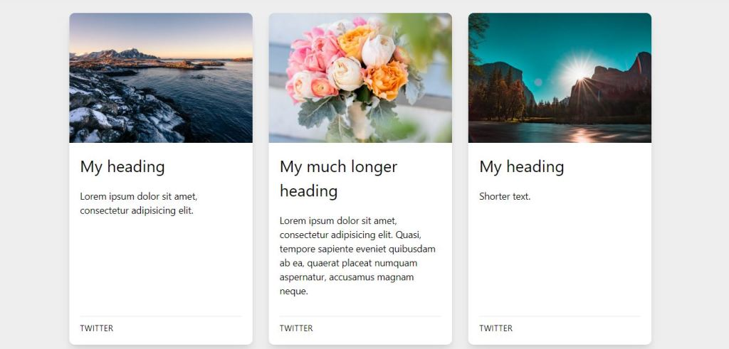 tailwind css responsive cards
