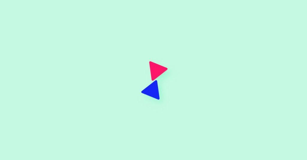 Triangle Loading Animation