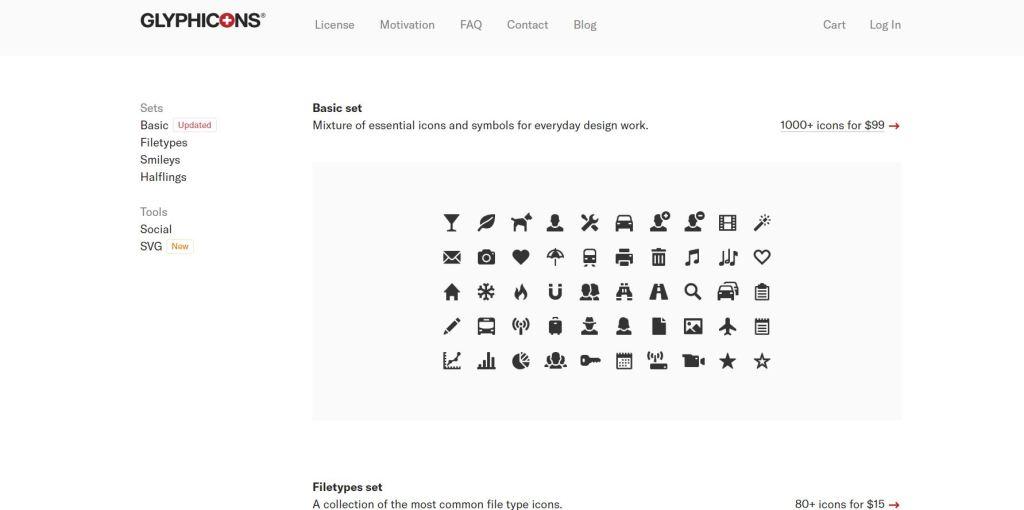 Bootstrap Glyphicon Icon