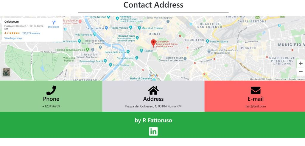 contact google examples