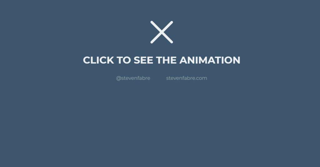 animated Bootstrap hamburger menu