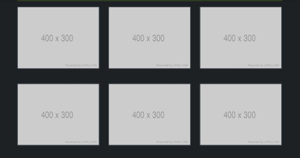 Bootstrap 4 image thumbnails class example