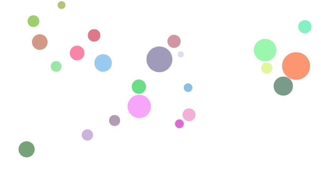 Dots drag drop