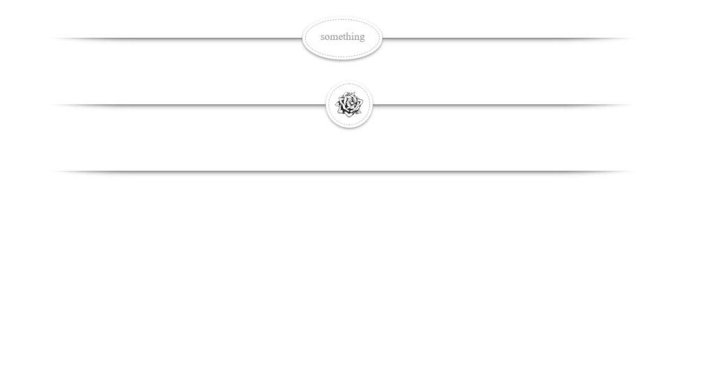 15 Bootstrap Horizontal Divider Examples Onaircode