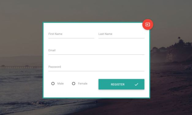 15+ Bootstrap Registration Form Template Examples