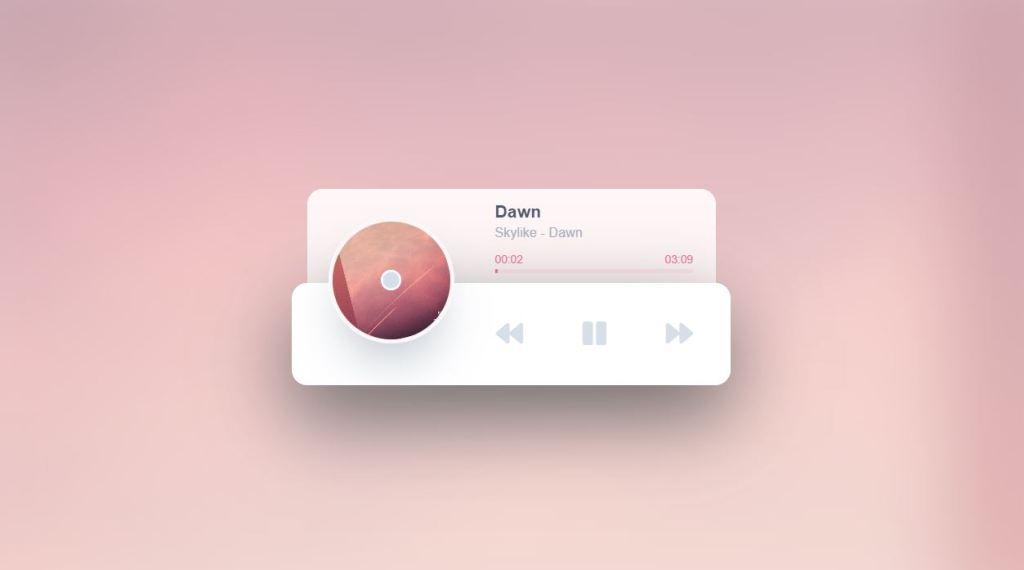 music audio player