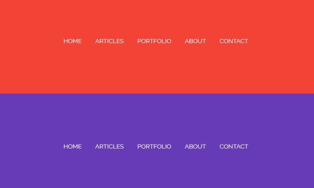 14+ Bootstrap Page Transitions Effect Examples