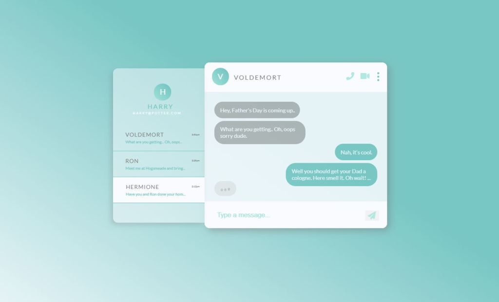 JavaScript/JS Chat Box