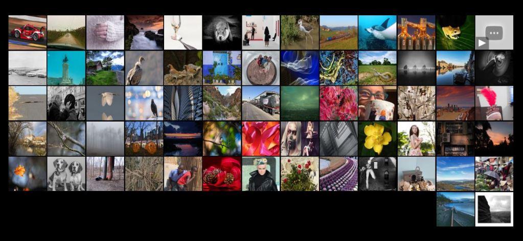 Photobox Flexible Gallery