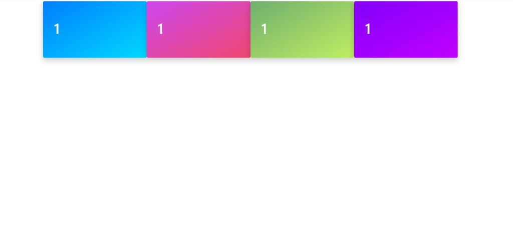 Background BoxShadow