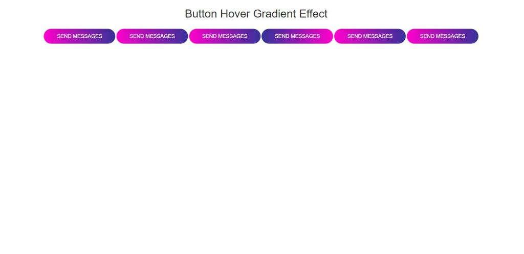 Buttons Hover Gradient Effect