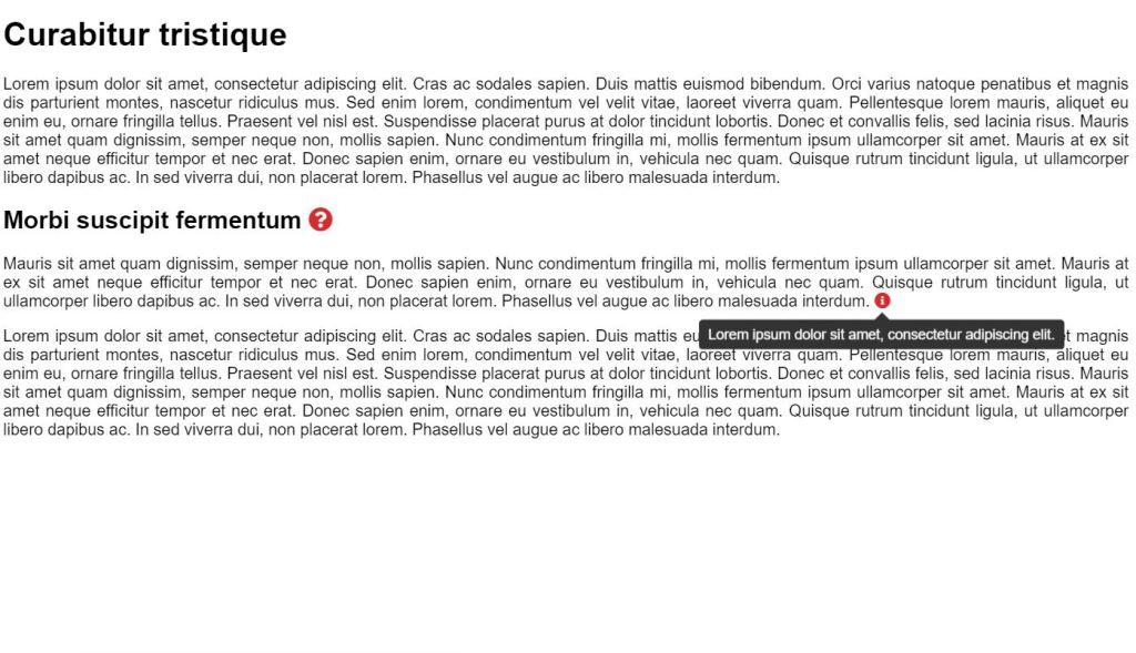 Tippy JS Website Tooltips