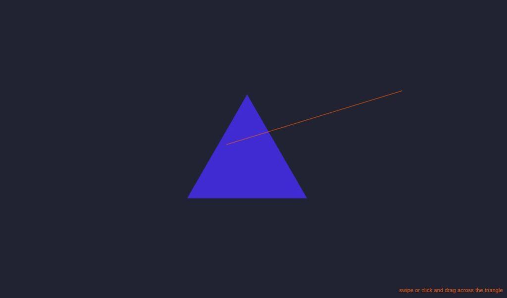 Ninja JavaScript/JS Triangle