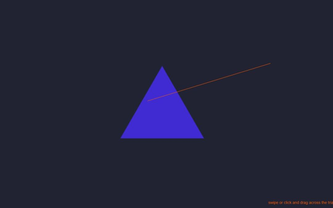 16+ JavaScript Triangle Design Examples