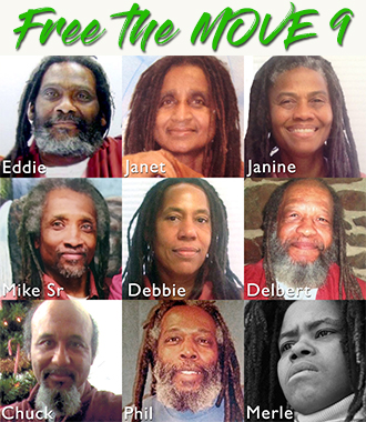 Free the MOVE 9!