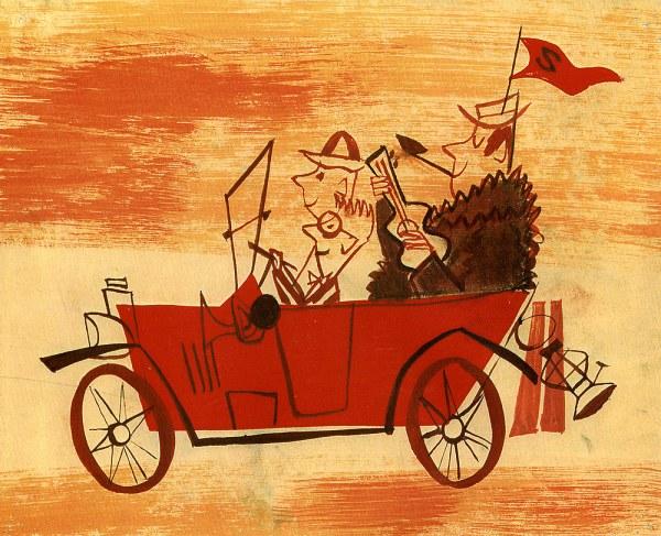 Tom Oreb Animation