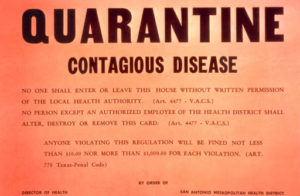 how to survive a self-quarantine, How to Survive a Self-Quarantine